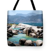Boulders Beach Tote Bag
