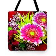Bouquet De La  Passion Tote Bag