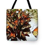Bouquet Of Butterflies Tote Bag