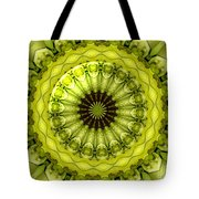 Bouquet Of Roses Kaleidoscope 11 Tote Bag