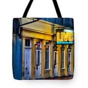 Bourbon Live - French Quarter Tote Bag