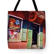 Bourbon Stree Shops Tote Bag