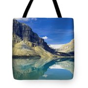 Bow Lake,alberta,canada Tote Bag