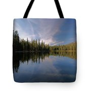 Bow Tie In The Sky Tote Bag