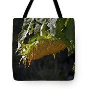 Bowed Head Tote Bag