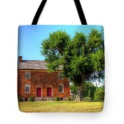 Bowen Plantation House Tote Bag by Barry Jones