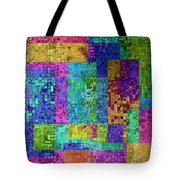 Boxes Boxes Boxes II Tote Bag