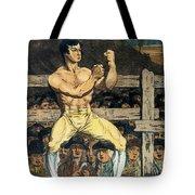 Boxing Champion, 1790s Tote Bag