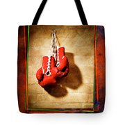 Boxing Tote Bag