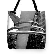 Boyd Plaza Fountain IIi Tote Bag