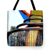 Boyd Plaza Fountain Tote Bag