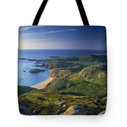 Boyeeghter Strand And Melmore Head Tote Bag