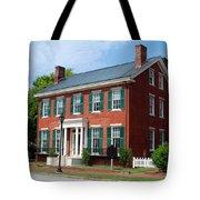 Boyhood Home Tote Bag