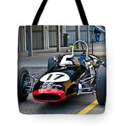 Brabham Bt6 Front View Tote Bag