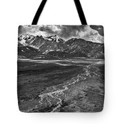 Braided River Tote Bag