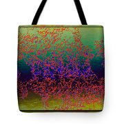 Branches In The Mist Tote Bag