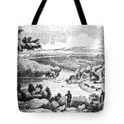 Brandywine Battlefield Tote Bag