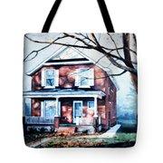 Brant Avenue Home Tote Bag