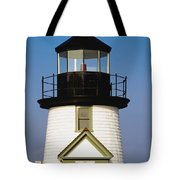 Brant Point Lighthouse Tote Bag