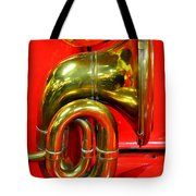 Brass Band Tote Bag