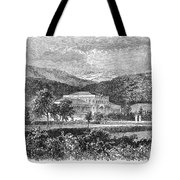Brazil: Emperors Palace Tote Bag
