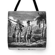 Brazil: Hunters, C1820 Tote Bag