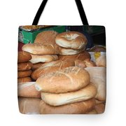Bread Tote Bag