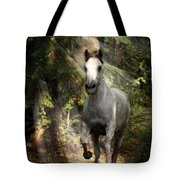 Breaking Dawn Gallop Tote Bag