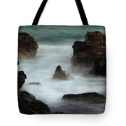 Breaking Tides Tote Bag