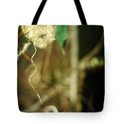 Breath And Shadow Tote Bag