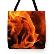 Breath Of Fire Tote Bag
