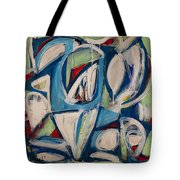 Breath Of Light Tote Bag