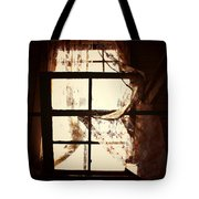Breath Of Pain Tote Bag