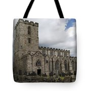Breedon Church Tote Bag