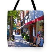 Brevard Downtown Filtered Tote Bag