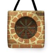 Brick And Iron Tote Bag