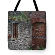 Brick And Stone England Tote Bag