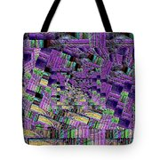 Brick In The Wall Tote Bag