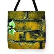Brick Ivy Tote Bag