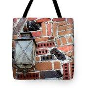 Brick Light Tote Bag