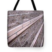 Brick Rays Tote Bag