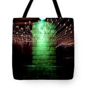 Brick Tree Tote Bag
