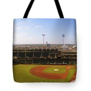 Bricktown Ballpark Tote Bag