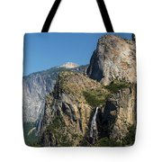 Bridal Veil In The Distance Tote Bag