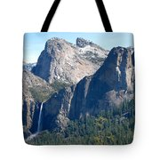 Bridalveil Tote Bag
