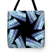 Bridge - Abstract Tote Bag