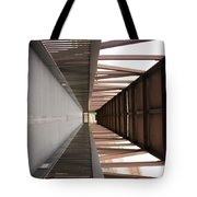 Bridge Abstract Tote Bag