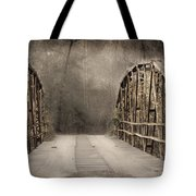 Bridge After Lightroom Tote Bag