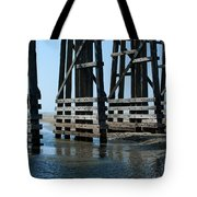 Bridge Detail Tote Bag