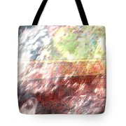 Bridge Over Troubled Waters Tote Bag by Lenore Senior